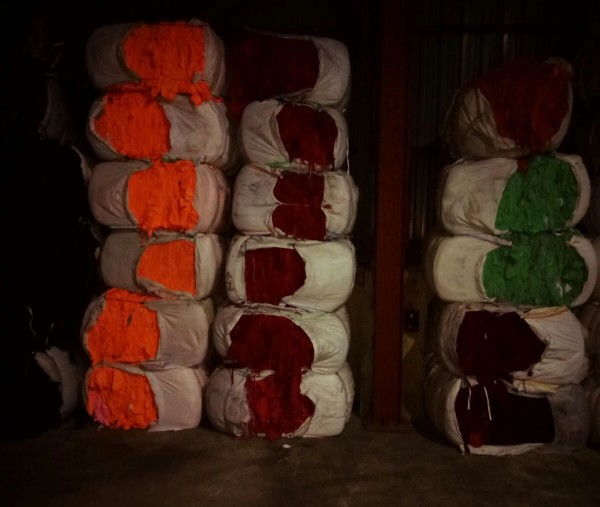 Polyester Cotton Waste 2
