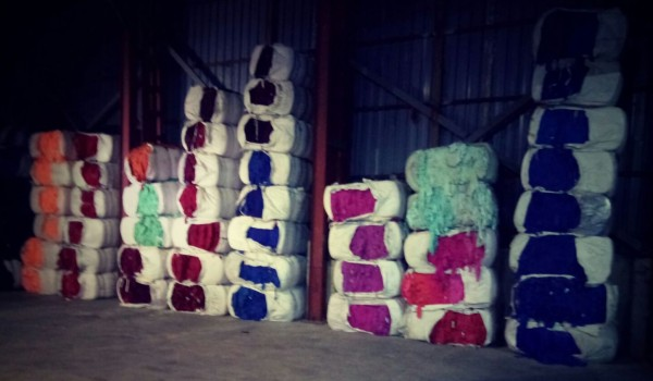 Polyester Cotton Waste 1