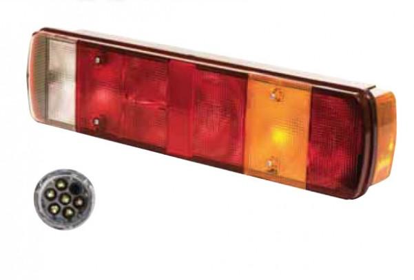 Scania Tail Light 1