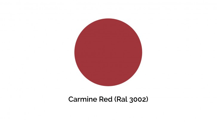 Spray Paint Carmin Red 1