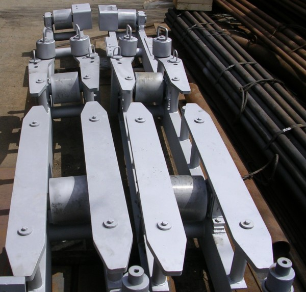 Table Roller - Continuous Casting Machine CCM 1
