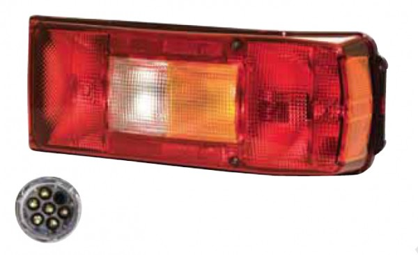 Volvo Truck Tail Lights Left Right Cable or Socket