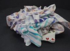 Mixed Color Textile Waste 100% Cotton