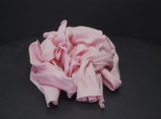 Single Color - Pink - 100% Cotton Textile Waste