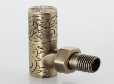 Designer Decorative Radiator Valve
